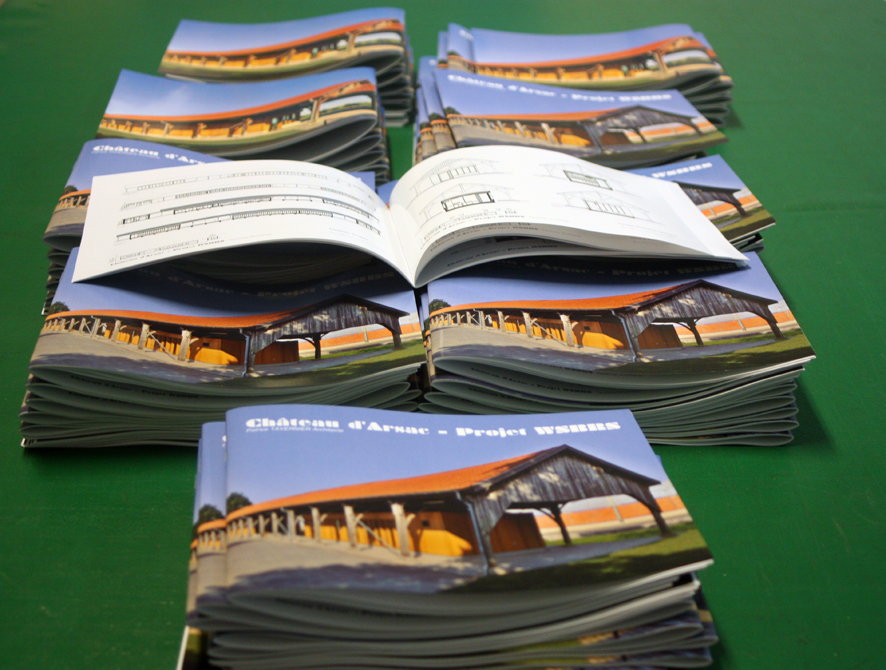 brochure pour site